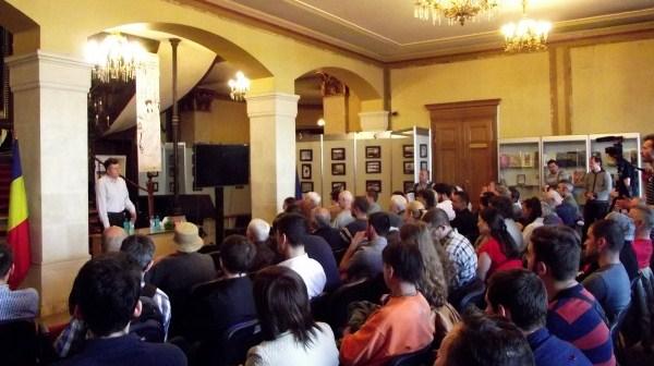 Precizări la comunicatul Institutului Elie Wiesel