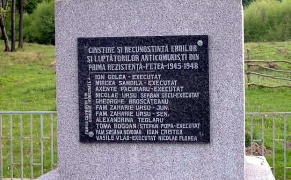 Ultimul supravietuitor al Centrului de Rezistenta Anticomunista din Codrul Fetea a plecat la fratii sai din Ceruri