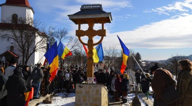 Valeriu Gafencu comemorat la Targu Ocna de Episcopia Romanului si Husilor