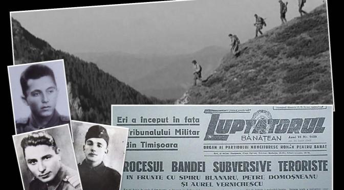 PROIECTIE DE FILM la Libraria Eminescu. Rezistenta armata din Muntii Banatului.