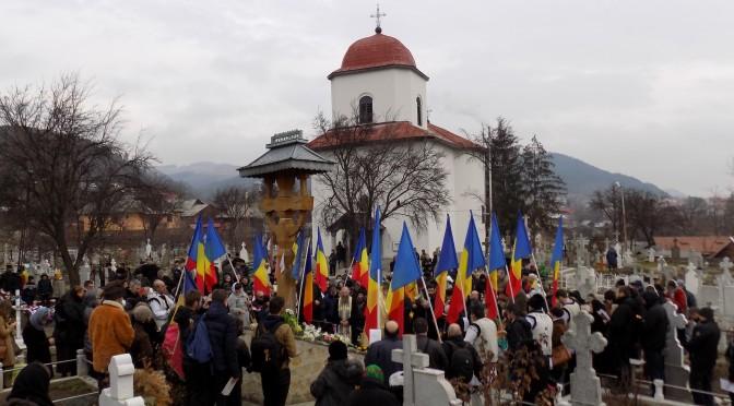 Valeriu Gafencu, comemorat la Targul Ocna