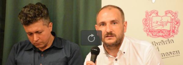 Biografia teologica a lui Valeriu Gafencu. Lansare de carte la Libraria Eminescu.