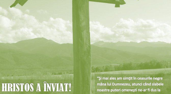Paste fericit! – va ureaza Fundatia Ion Gavrila Ogoranu