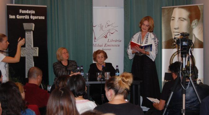 """O seara dedicata femeilor din închisorile comuniste. Lansarea cartii """"Lacrima prigoanei""""."""